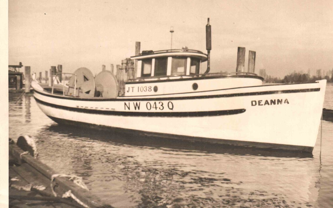 Japanese Canadian fishing boat escapes dispossession