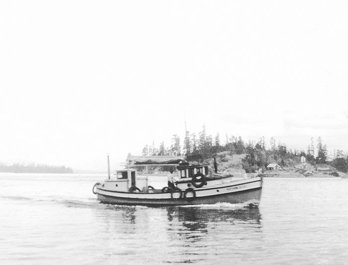 The Beloved Boat That Came Back After the War -Campbell River Mirror