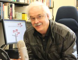 Nolan Reilly retires from the University of Winnipeg after 38 years.