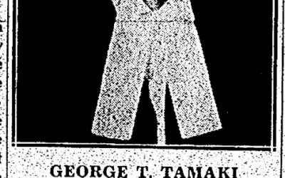 Landscapes of Injustice Claim Series #7 The Case of George Tamaki