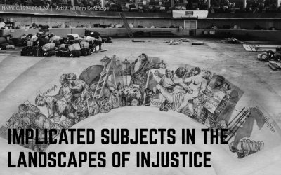 Implicated Subjects in the Landscapes of Injustice webinar